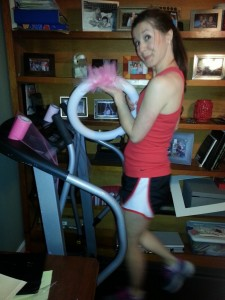treadmill wreath 2