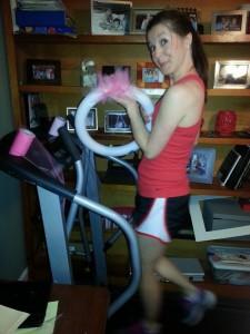 treadmill wreath 2