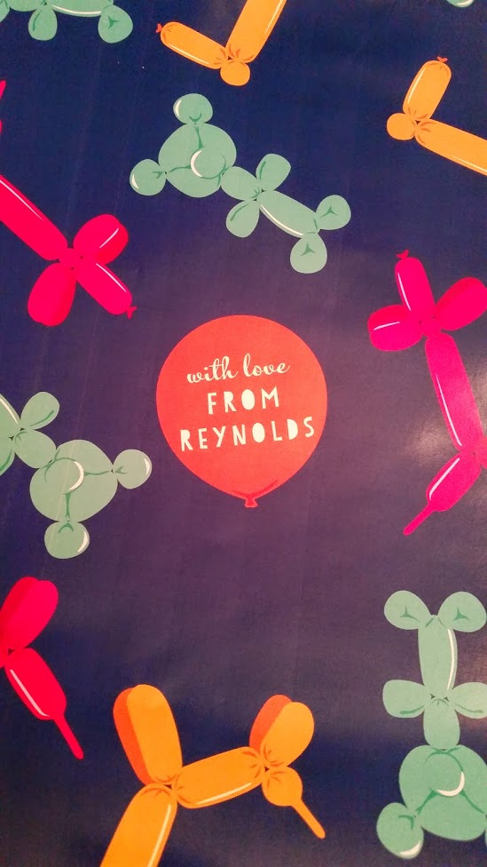 with love from reynolds