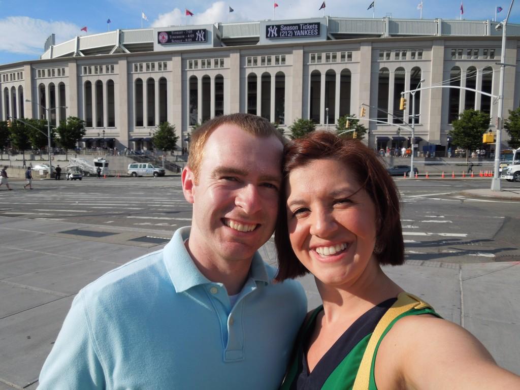 Yankees Game!