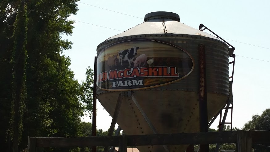 McCaskill Sign II