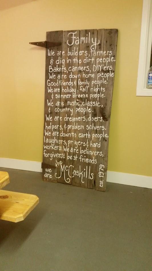 McCaskill Sign III