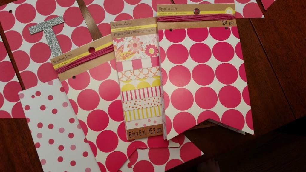 birthday pads