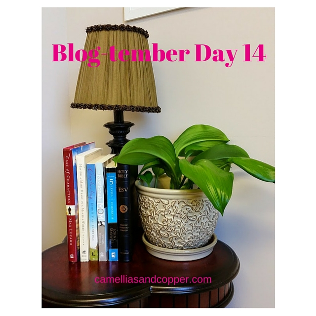 Blog-tember Day 14