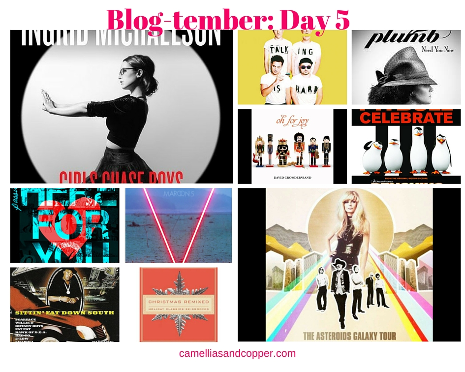 Blog-tember- Day 5