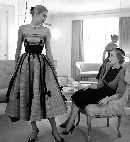 grace kelly dress