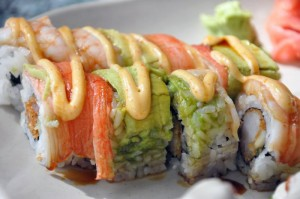 For The Love…Of Sushi