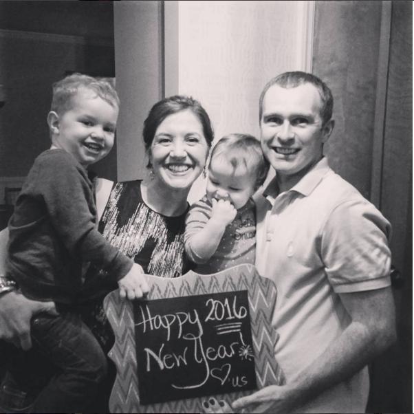 Family New years