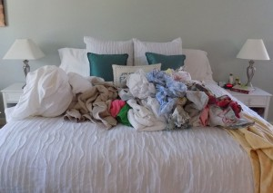 A New Bed : New Bedding