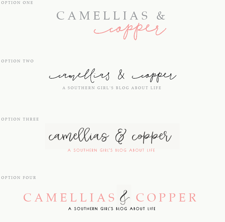 Camellias & Copper