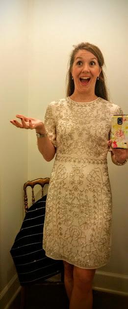 Coplon's dress