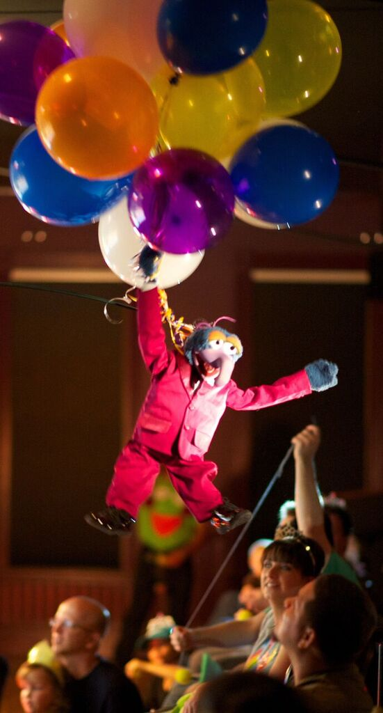 Muppet movie gonzo