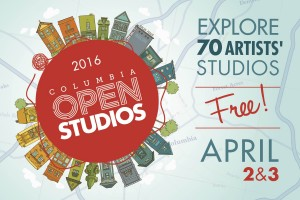 Explore The Artists' Studios! + Preview Party Ticket Giveaway