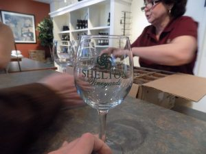 Weekend Getaway To Shelton Vineyards : Part 2