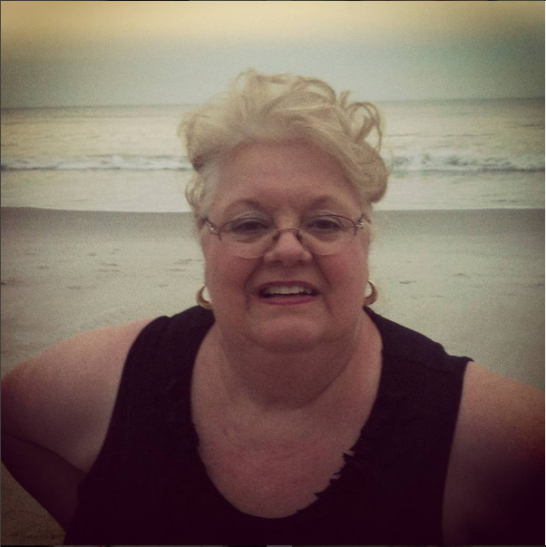 My Dad took this picture of her when our family went to Amelia Island this July.