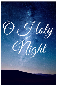Christmas Carols : O Holy Night