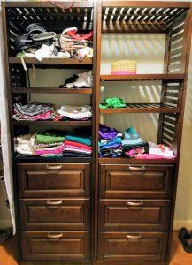 My Closet Project